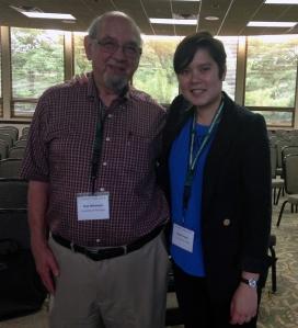 Alan Wineman and Kristin Myers